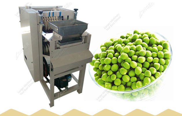Commercial Green Peas Peeling Machine|Peas Skin Removing Machine Suppliers