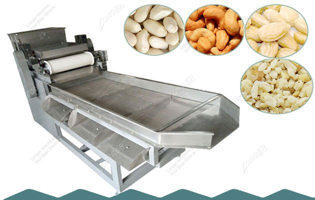 Automatic Peanut Chopping Machine Suppliers|Almond Dicing Machine for Sale
