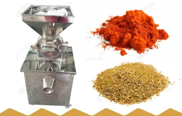Spices Crushing Machine|Pepper Powder Making Equipment Manufacturer
