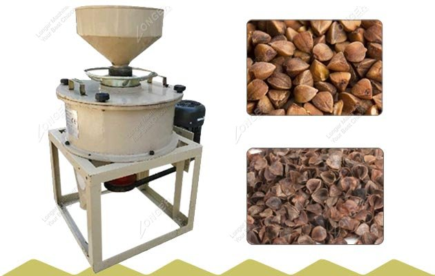 Buckwheat Shelling Grading Machine|Dehulling Equipment Supplier in China