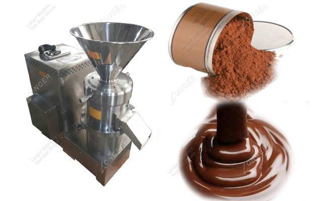 Industrial Cocoa Bean Grinder