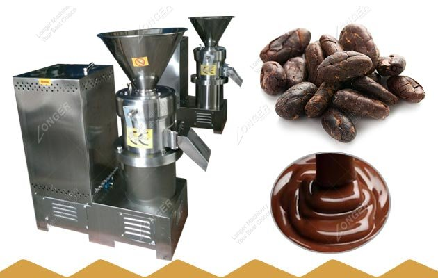 Cocoa Nib Grinding Machine|Cacao Mass Paste Making Machinery