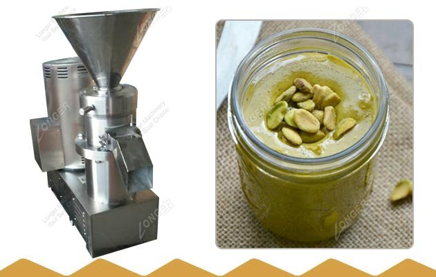 Pistachio Butter Making Machine|Paste Grinding Mill