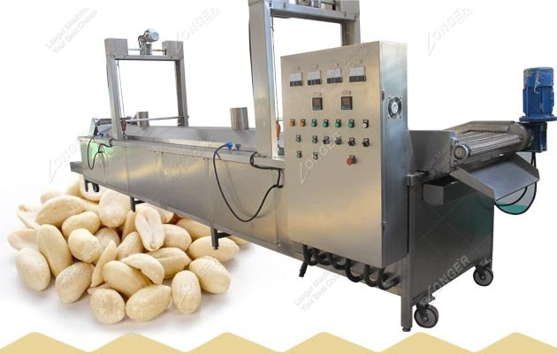 Production Skin Peeling Machine For Peanut Beans And Nuts