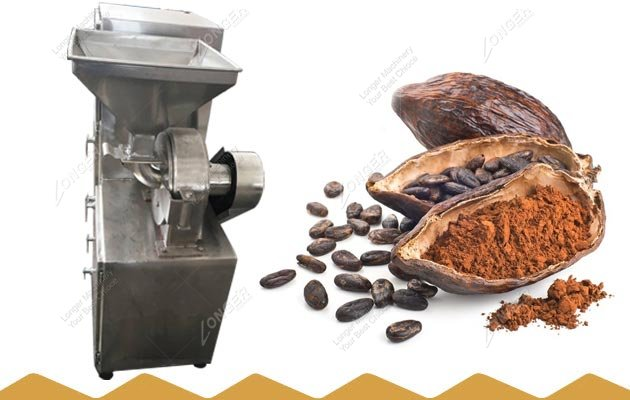 Cocoa Powder Grinding Machine|Production Equipment
