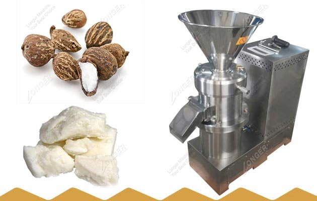 Shea Butter Grinding Machine|Processing Equipment Price