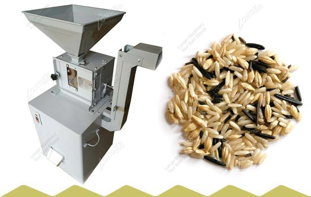 Wild Rice Hulling Machine|Rice Huller India