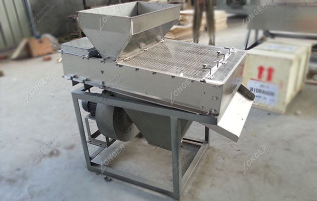 Dry Type Peanut Peeling Machine Supplier