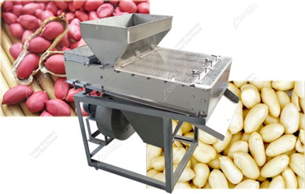 Roasted Peanut Red Skin Removing Machine Sale