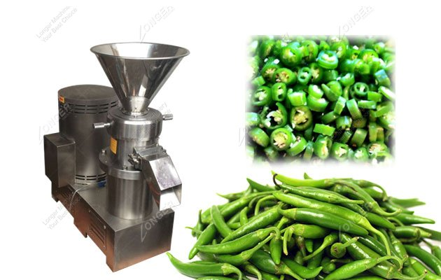 green pepper cutting machine