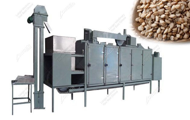 Sesame Seed Roaster Machine Suppliers
