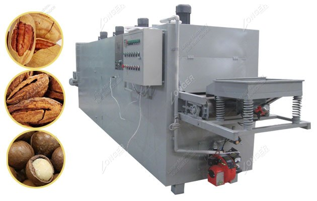 Cashew Nut Roasting Machine for Sale
