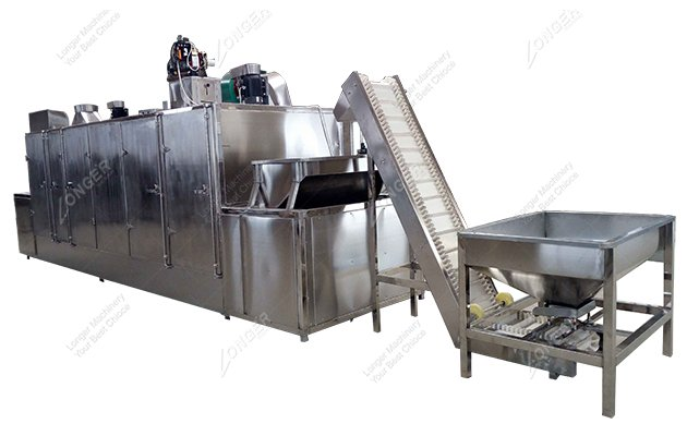 Commercial Cashew Nuts Roasting Equipment Suppliers