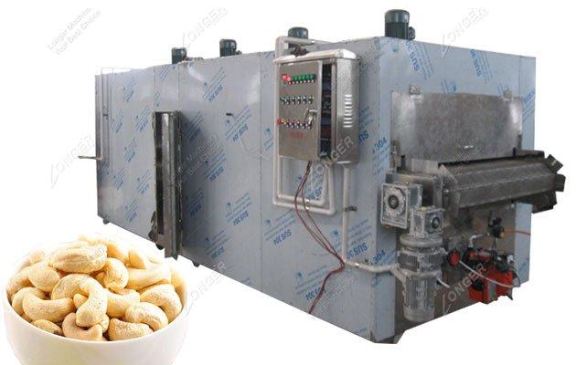 Cashew Nuts Roasting Machine for Sale