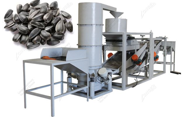 Sunflower Seed Shelling Machine for Sale