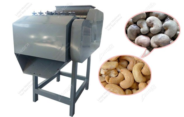 Automatic Cashew Nut Shell Removing Machine Manufacturers