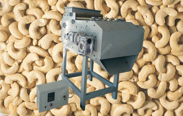 Industrail Cashew Nut Shell Removing Machine Suppliers