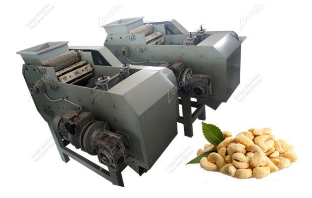 Professional Cashew Nuts Shelling Machine Suppliers