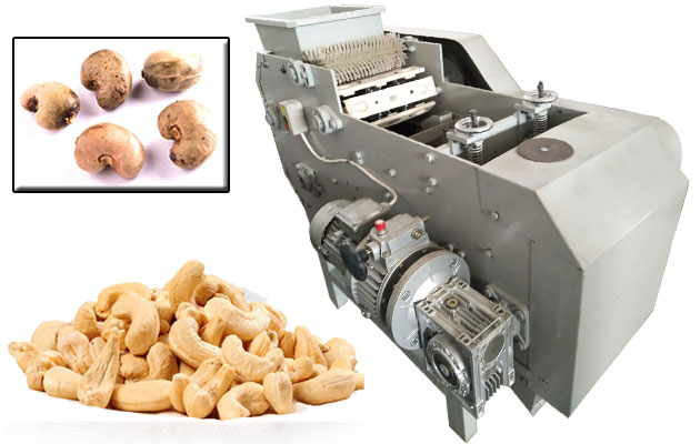 Industrial Cashew Nuts Processing Machine Manufacturers