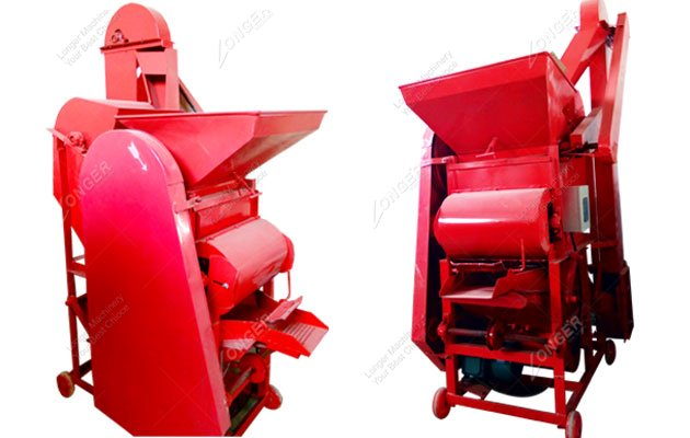 Peanut Shell Cracking Machine for Sale