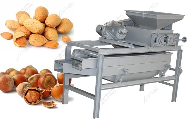 Hazelnut Cracker Machine for Sale