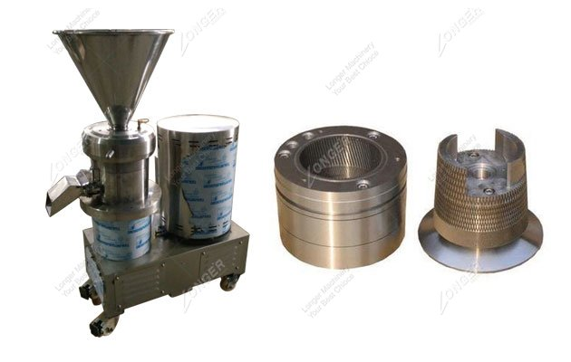 colloid mill advantages