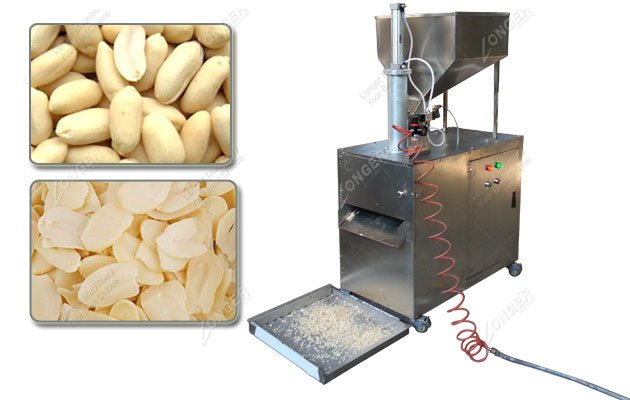 Industrial Peanut Slicer Machine Sell