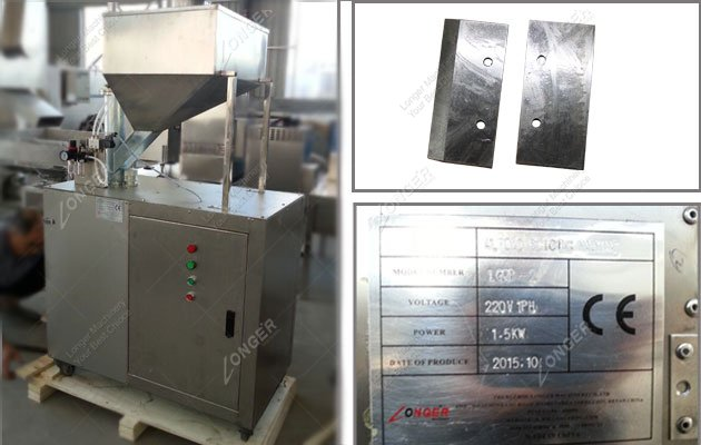 Nuts Slicing Machine Supplier