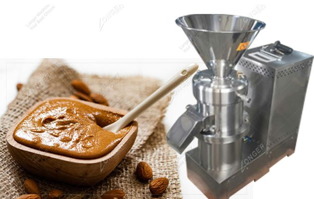 Almond Paste Making Machine for Industry