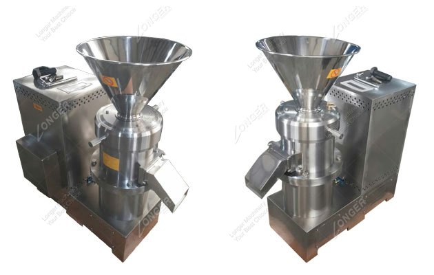 Almond Butter Grinding Machine