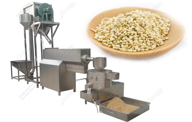 Sesame Seed Washing and Drying Machine