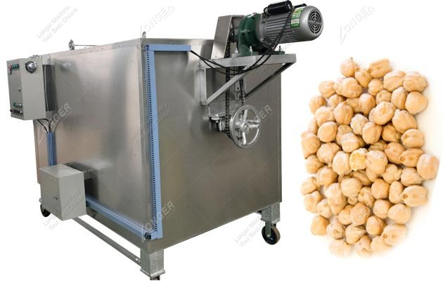 Chickpea Roasting Machine Price